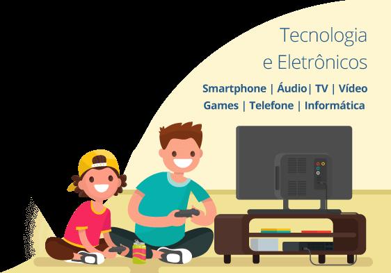 Tecnologia e Eletrônicos