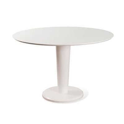 Mesa de Centro Artefama 115 Vitra MDF Branco