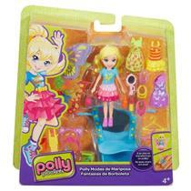 Conjunto Polly Pocket Ace Transformação Borboleta Mattel DVJ76