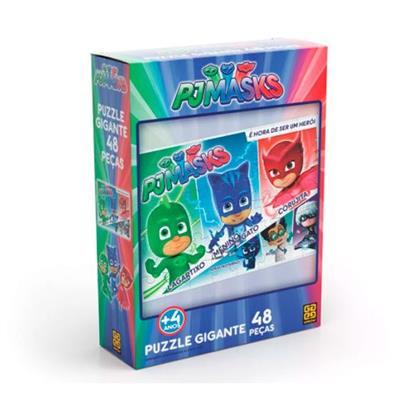 Quebra-cabeça PJ Masks Grow Puzzle Gigante 03522