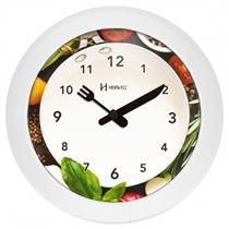 Relógio de Parede Herweg 6651/21 Branco