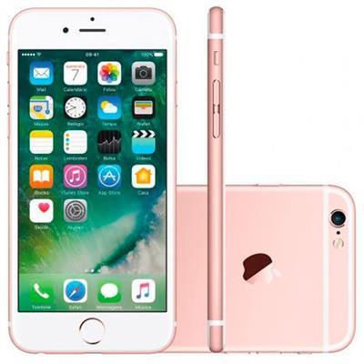 19ea1b07d2f Smartphone Apple iPhone 6S 32GB Tela 4,7
