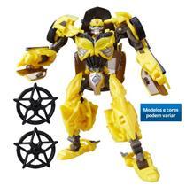 Boneco Transformers 5 Deluxe Hasbro C0887 Cores e Modelos Variados