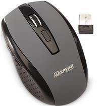 Mouse Sem Fio Wireless Maxprint 607612 E