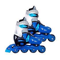 Patins Ajustáveis Astro Toys 8976 Grande Azul