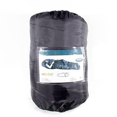 Saco de Dormir Latcor NBB-01 220x80x55cm Poliéster Azul
