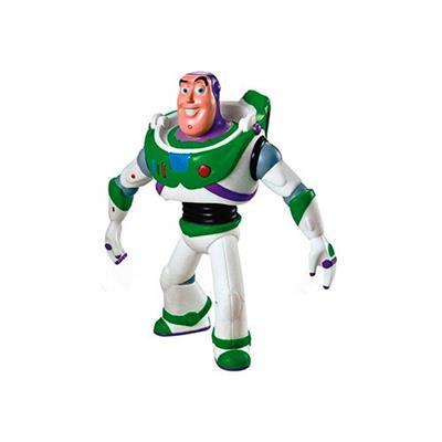 Boneco Disney Toy Story Buzz Líder Plástico 19cm