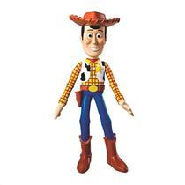 Boneco Disney Toy Story Woody Líder Plástico 19cm