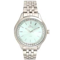 Relógio Feminino Allora AL2035FHX 3V Analógico Pulseira de Aço Prata 0e68a4e912