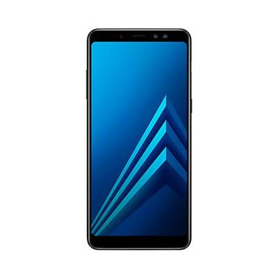 Smartphone Livre Samsung Galaxy A8+ A730 4G 2 Chips Tela 6 Camera Traseira 16MP, Camera Frontal 16MP+8MP Android 7.1 Preto