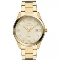 4b6bd2c33e4 Relógio Feminino Technos 2115MNA4X Analógico Pulseira de Aço Dourado
