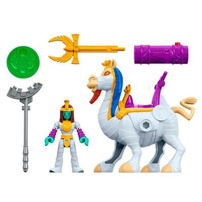 Brinquedo Conjunto Imaginext Básico Aventura Mattel DRM06 Cores e Modelos Variados