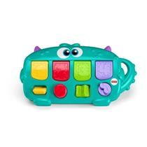 9690ad439a Brinquedo Monstro Surpresa Mattel Fisher Price DYM89 Plástico