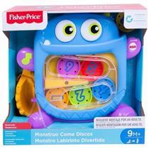 b5495b7958 Brinquedo Monstro Labirinto Mattel Fisher Price FFC06 Plástico 28cm