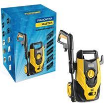 Lavadora de Alta Pressão 1.200w Tramontina Master 42546/012 110V Amarelo e Preto