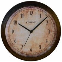 Relógio de Parede Herweg 6655/272 Plástico Ferrugem