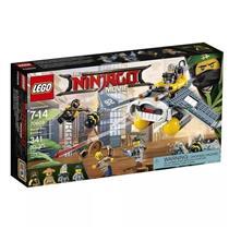 Brinquedo Lego Ninja Go Bomber Arraia 70609