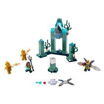 Brinquedo Lego Super Heroes Combate de Atlantis 76085 Plástico
