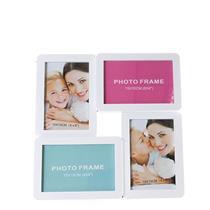 Porta-Retrato Latcor NV170629 Plástico Branco