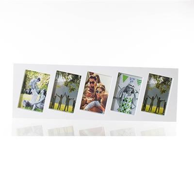 Porta-Retrato Latcor NV170637 Plástico Branco
