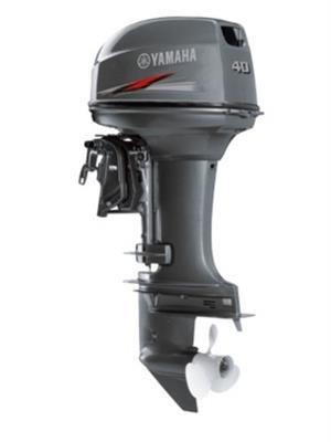 Motor de Popa Yamaha 40AWS 2T 24 Litros 703cc
