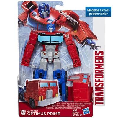 Boneco Transformers Authentics Alpha Hasbro E0694