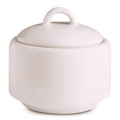 Açucareiro Yoi Actualite 250ML Porcelana Branca
