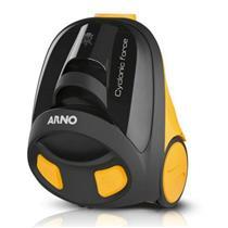 Aspirador de Pó Arno Cyclonic Force com Capacidade de 1,2 Litros