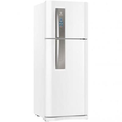 Geladeira Inverter 2 Portas 427 Litros Electrolux IF53 Frost Free Painel Touch Classe A 110V Branca