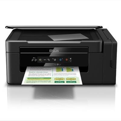 Impressora Multifuncional Epson Ecotank L396 Preta