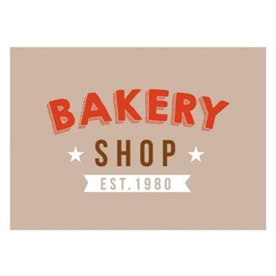 Tapete Kapazi Cozinha Bakery 50x70cm 1415BAK