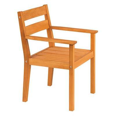 Cadeira Tramontina Varanda Tropical 13840/083 Madeira