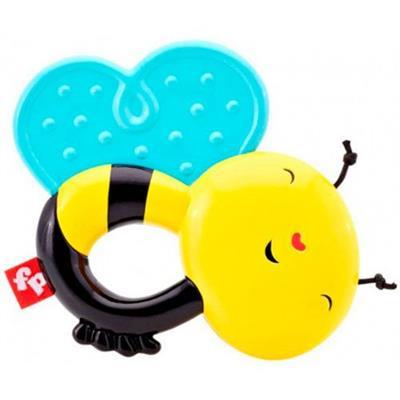 Brinquedo Mordedor Mattel Fisher Price DFR09 Cores e Modelos Variados
