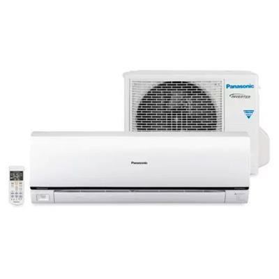 Ar-condicionado Split Inverter 12.000 BTUs Panasonic PS12PKV Classe A 220V