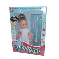 Boneca Doutora Camilinha Estrela 1003601000251 Plástico 42cm