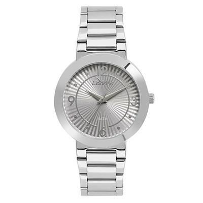 Relógio Feminino Condor CO2035KVR/3C Analógico Pulseira de Aço Prata