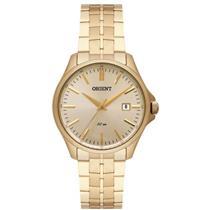 Relógio Feminino Orient FGSS1153 K1KX Analógico Pulseira de Aço Dourado 1ecea83e7f