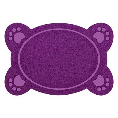 Tapete Pet Dog Kapazi 01PETDOG26 40X60cm Roxo