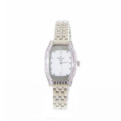 Relógio Feminino Champion CH27152D Analógico Pulseira de Aço com Kit