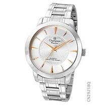 Relógio Feminino Champion CN29258D Analógico Pulseira de Aço Prata d3fbc67087