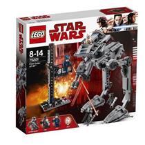 BRINQUEDO LEGO STAR WARS AT ST DA PRIMEIRA ORDEM 75201