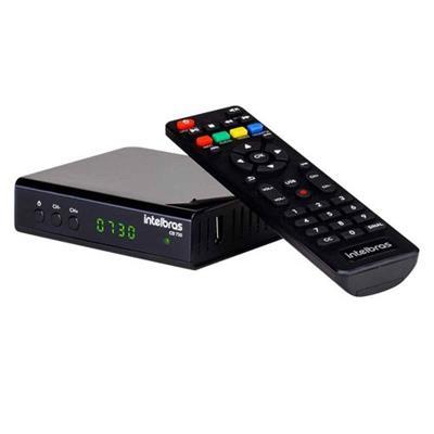 Conversor e Gravador Digital HDTV Intelbrás CD730