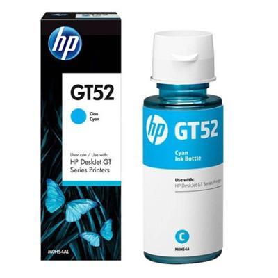 Cartucho para Impressora HP GT52 Tinta Ciano