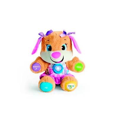 Brinquedo Laugh Learn Smart Stages Irmã do Cachorrinho Mattel Fisher Price FVC81