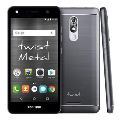 SMARTPHONE POSITIVO TWIST METAL S531 32GB 2CHIPS CINZA