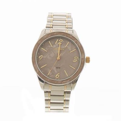 Relógio Feminino Mondaine 99277LPMKBE4K1 Analógico Pulseira de Aço com Kit