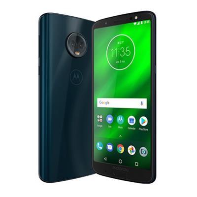 """""SMARTPHONE CLARO MOTOROLA G6 PLUS 64GB XT1926 TELA 5,9"""""""" CAMERA 12MP+5MP/8MP ANDROID OREO 8,0 AZI(RC)"""""