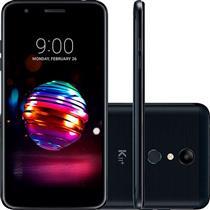 SMARTPHONE LIVRE LG K11+ LMX410BCW 4G 2CH, TELA 5.3, CÂMERA TRASEIRA 13MP + 5MP FRONTAL, ANDROID 7.1, PRETO
