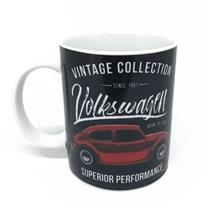 CANECA URBAN FUSCA VINTAGE COLLECTION PRETO