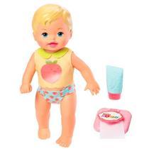 Boneca Little Mommy Momentos do Bebê Mattel FLB72 Cores e Modelos Variados